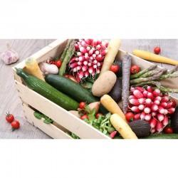 Box 100 % Légumes 3/4 kg