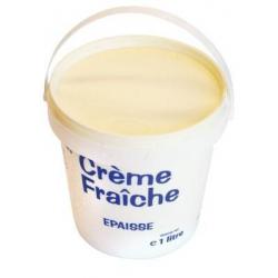 Crème fraîche épaisse 1L