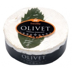 Fromage l'Olivet Fleuri